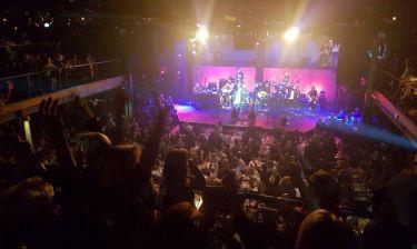 Ρίγη συγκίνησης προκάλεσε η «εμφάνιση» του Μπουλά στην σκηνή