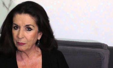 Νένα Μεντή: «Είμαστε 40 χρόνια μαζί και τα τελευταία 20 χρόνια μένουμε ξεχωριστά»