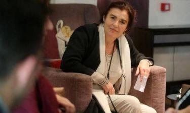 Λυδία Κονιόρδου: «Δεν είμαι πολιτικός»