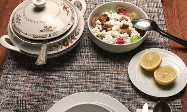 Δούκισσα Νομικού: Τι τρώω τις ημέρες που είμαι άρρωστη