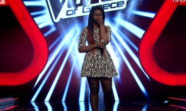 «The Voice»: Η 16χρονη από την Νιγηρία με την απίθανη φωνή και η συγκίνηση στο πλατό