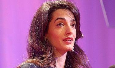 Το τερμάτισε: Η Amal Clooney δεν έχει υπάρξει ποτέ πιο αδύνατη!