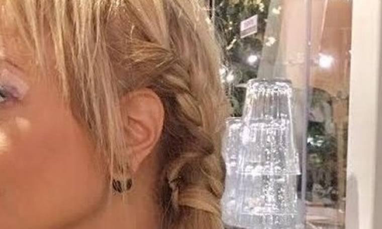 Ελληνίδα παρουσιάστρια έκανε βλεφαροπλαστική. Δείτε τις εικόνες (Nassos blog)