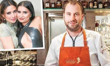 H πλούσια κυρία και η «γκουρμέ» απάτη από τον σεφ πρώην σύντροφο της