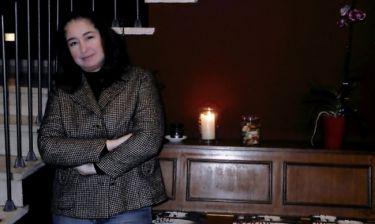 Ντίνα Μιχαηλίδη: Μιλάει για τον ρόλο της στη σειρά «Η λέξη που δε λες»