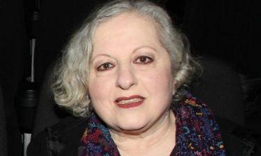 Ελένη Γερασιμίδου: «Η σύνταξη μου θα κοπεί 60%, λόγω του ότι θα παίξω στην τηλεόραση»