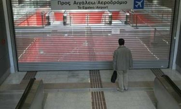 Προσοχή! Στάσεις εργασίας από σήμερα (18/11) σε μετρό, ηλεκτρικό και τραμ