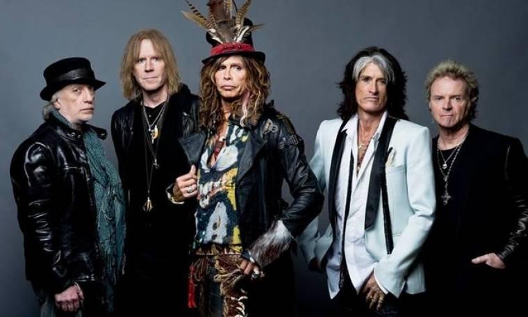 Από το Ισραήλ ξεκινά η περιοδεία των Aerosmith