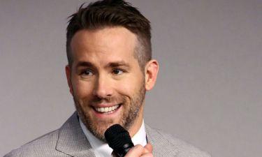 Μάχη με το στρες δίνει ο Ryan Reynolds