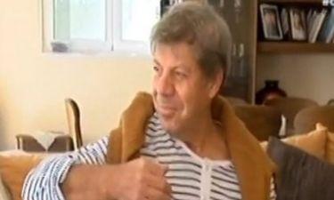 Κονιτόπουλος: Η αντίδραση των παιδιών του να παντρευτεί με την κατά 28 χρόνια μικρότερη σύζυγό του