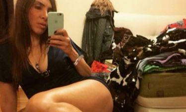 Η Μάγκυ Χαραλαμπίδου προκαλεί: «Πού να δείτε τις προκλητικές μου φωτογραφίες»