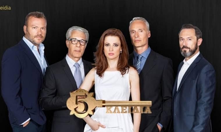 «Πέντε κλειδιά»: Ο Ορέστης επιχειρεί να στραγγαλίσει τη Μάριον