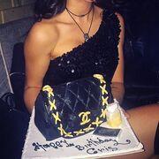 Γενέθλια για την κόρη της Θεοδωρίδου: Η εντυπωσιακή τούρτα και το πάρτι με φίλους