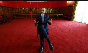 Έντι Ράμα προς Ελλάδα: Δεν θα μείνουμε σιωπηλοί