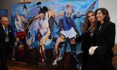 Art in movement: Η έκθεση της Μίνας Παπαθεοδώρου-Βαλυράκη στο Μιλάνο που έκλεψε τις εντυπώσεις