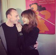 Το ζευγάρι του «Κάτι τρέχει με τους δίπλα» 17 χρόνια μετά - Η φωτό της Ματσούκα στο instagram