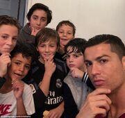Cristiano Ronaldo: Μέχρι και ο γιος του τον… τρολάρει