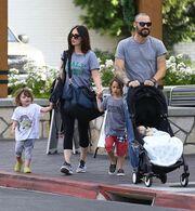 «Θεούλης» ο γιος της Megan Fox