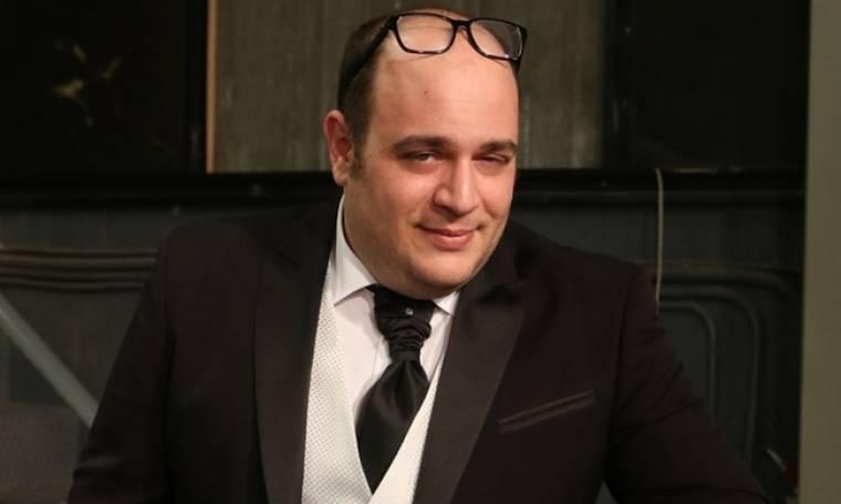 Λαμπρόπουλος: «Το χιούμορ μου είναι απλά ο λόγος που τρώω τη μία χυλόπιτα μετά την άλλη»