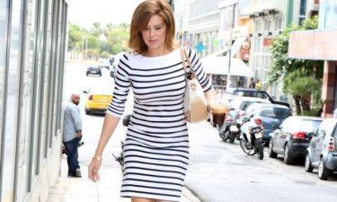 Ευγενία Μανωλίδου: «Μου αρέσουν πολύ η ηρεμία και η διακριτικότητα στην καθημερινότητα»