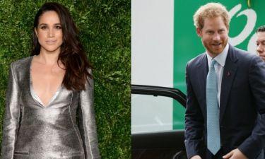 Με μίνι φόρεμα και την τιάρα της Diana η σύντροφος του πρίγκιπα Harry