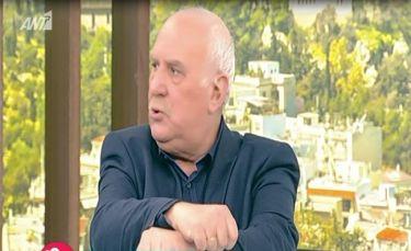 Παπαδάκης: «Εμείς οι Έλληνες έχουμε ήδη δει τα σιδεράκια.Δεν έχουμε να πληρώσουμε τον ΕΝΦΙΑ»!