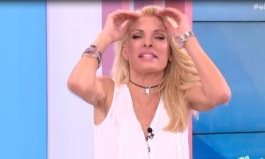 Ελένη: Η ατάκα, που ακούστηκε on air και αναγκάστηκε να πάει σε διαφημίσεις