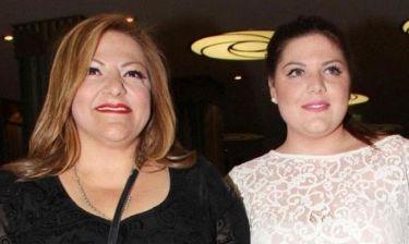 Δανάη Μπάρκα: «Δεν με αγχώνει η σύγκριση με τη μητέρα μου»