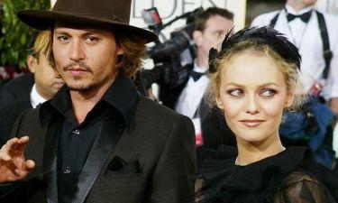 Johnny Depp: Στην αγκαλιά της πρώην του