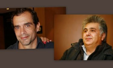 Μαρκουλάκης – Μιχαηλίδης: Βολτάρουν στο κέντρο της Αθήνας