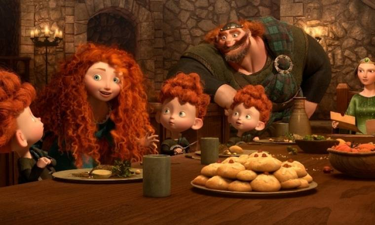 «Brave»: Σε πρώτη τηλεοπτική προβολή  στον Alpha