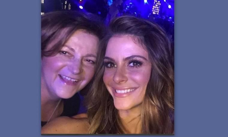Μaria Menounos: Τo συγκινητικό μήνυμα για την μητέρα της την ημέρα των Ευχαριστιών