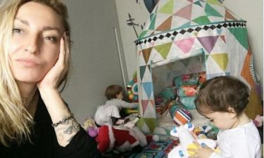 Ρούλα Ρέβη: Στο παιδικό δωμάτιο με τα δίδυμά της και το τρυφερό της μήνυμα ανήμερα των γενεθλίων της