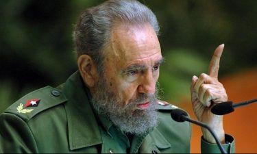 «Έφυγε» από την ζωή ο Φιντέλ Κάστρο. Το διάγγελμα του αδερφού του