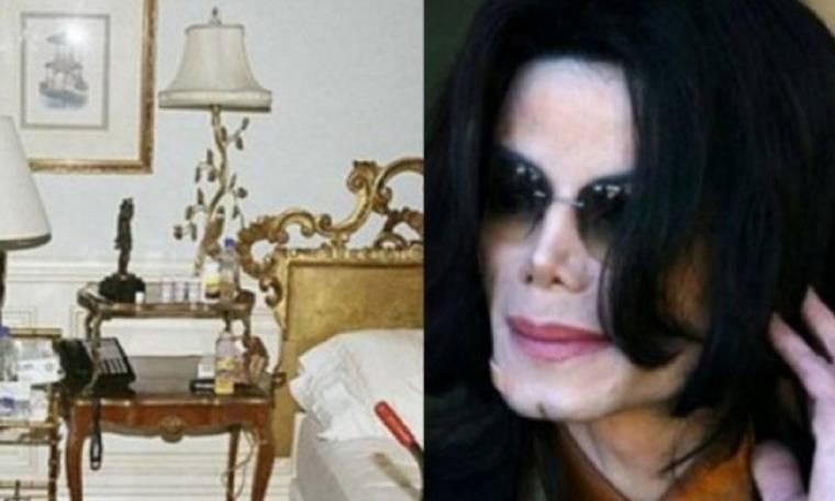 Ανατριχίλα: Ναρκωτικά, αίμα και βωμός… μωρών στο δωμάτιο όπου πέθανε ο Jackson