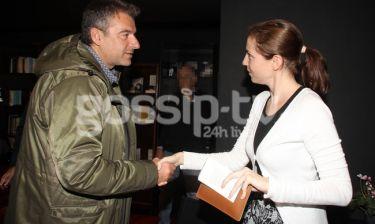 Γιώργος Λιάγκας: Ποια είναι η κυρία που χαιρετάει ο παρουσιαστής;