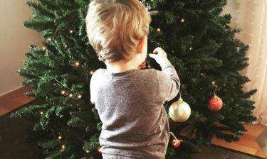 Γενέθλια για τον γιο της Σύλβιας Δεληκούρα - Το τρυφερό της μήνυμα στο instagram