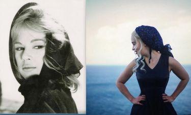 "H ""Daenerys Targaryen"" στα βήματα της Βουγιουκλάκη. Πόζαρε ως... Μανταλένα"