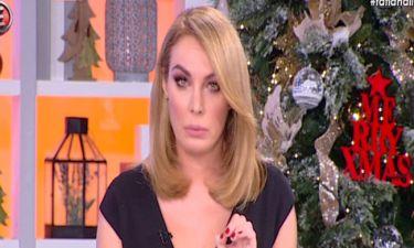 Η συγκίνηση της Τατιάνας on air – Τι συνέβη στην έναρξη της εκπομπής της;
