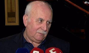 Παπαδάκης: «Δεν είμαι καλά στο μυαλό μου, είμαι άρρωστος, βλέπω πολλές ώρες τηλεόραση»
