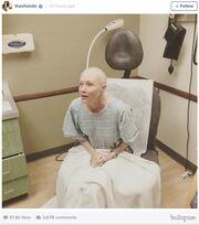 Συγκλονίζει η Shannen Doherty: «Πρώτη μέρα ακτινοθεραπείας… τρομακτική για μένα» (φωτό)