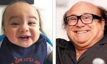 Αυτό το μωρό είναι ίδιο ο Ντάνι ΝτεBίτο