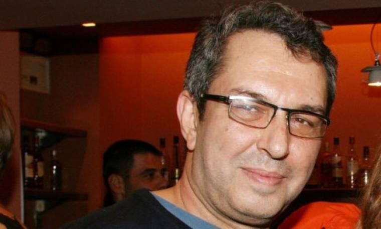 Χρήστος Χατζηπαναγιώτης: «Είμαι πολύ χαρούμενος που επιστρέφω στην τηλεόραση»