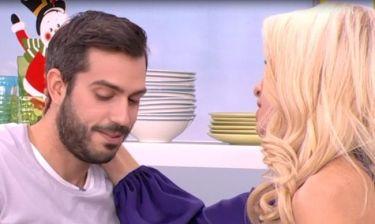 Ελένη: Ταράχτηκε με τον συνεργάτη της on air – Δείτε τι έγινε;