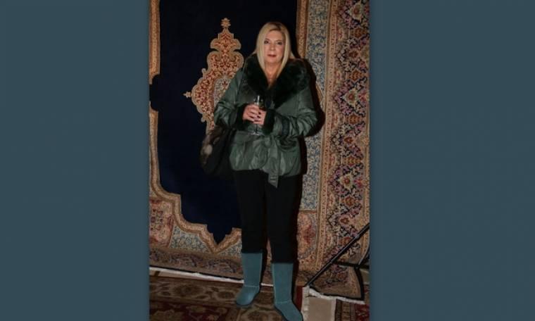 Δήμητρα Λιάνη: Πώς έχασε δέκα κιλά;