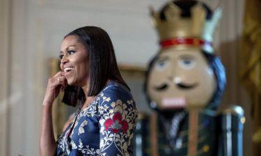 Τα τελευταία Χριστούγεννα των Obama στον Λευκό Οίκο και ο απίστευτος στολισμός