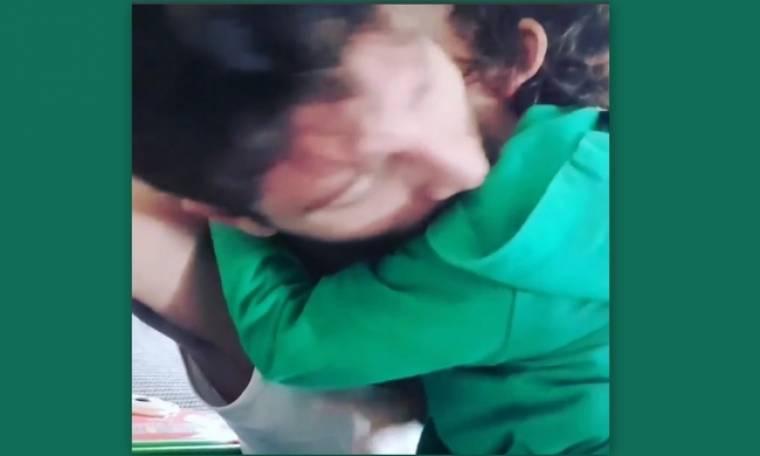 Γιώργος Μανίκας: Τα τρυφερά βίντεο με τον γιο του