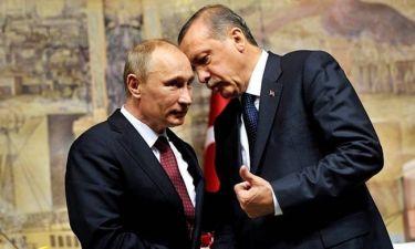 «Σφαλιάρα» Πούτιν σε Ερντογάν - «Τζάμπα μάγκας» ο «Σουλτάνος»