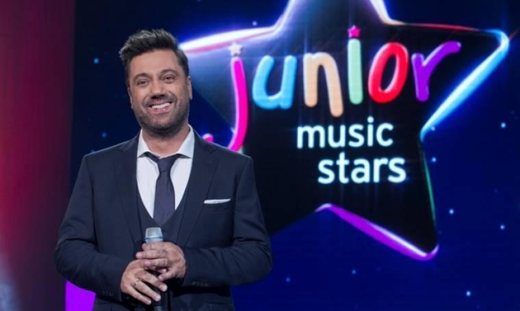 «Junior Music Stars»: Όλα όσα θα δούμε την Παρασκευή το βράδυ