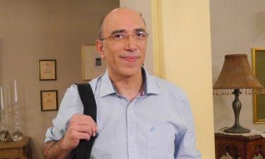Χάρης Γρηγορόπουλος: «Η δουλειά τον φλερτάρει τον γιο μου…»